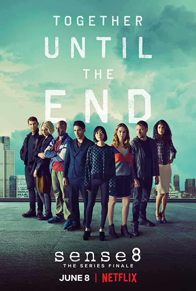Sense8 Complete Season 2