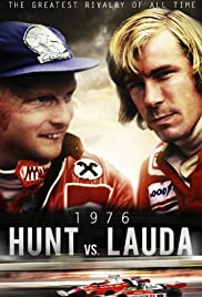 Hunt vs Lauda: F1's Greatest Racing Rivals (2013)