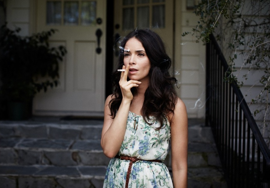 Abigail Spencer as Amantha. RECTIFY