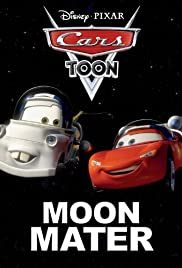 Moon Mater Poster
