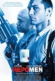 Repo Men 2010 HDRip 720p Dual Audio Hindi English