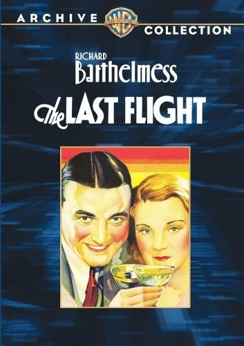 Richard Barthelmess and Helen Chandler in The Last Flight (1931)