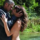 George Clooney and Violante Placido in The American (2010)