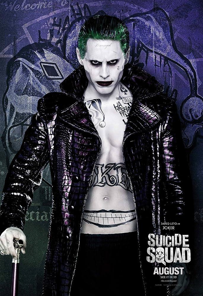 Jared Leto in Suicide Squad (2016)