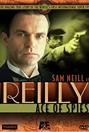 Reilly: Ace of Spies Poster