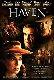 Anne Bancroft, Martin Landau, and Natasha Richardson in Haven (2001)