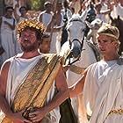 Val Kilmer and Colin Farrell in Alexander (2004)