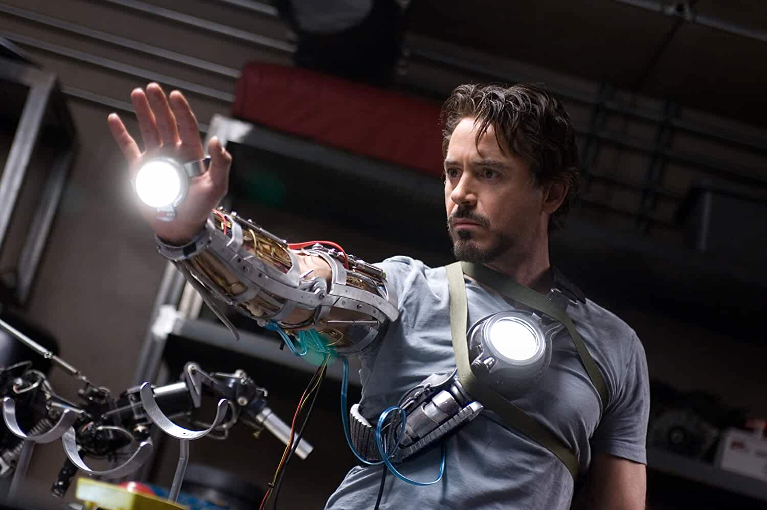 Iron Man (2008) Dual Audio Movie Download In 720p HD