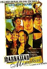 Manhattan Minutiae Poster
