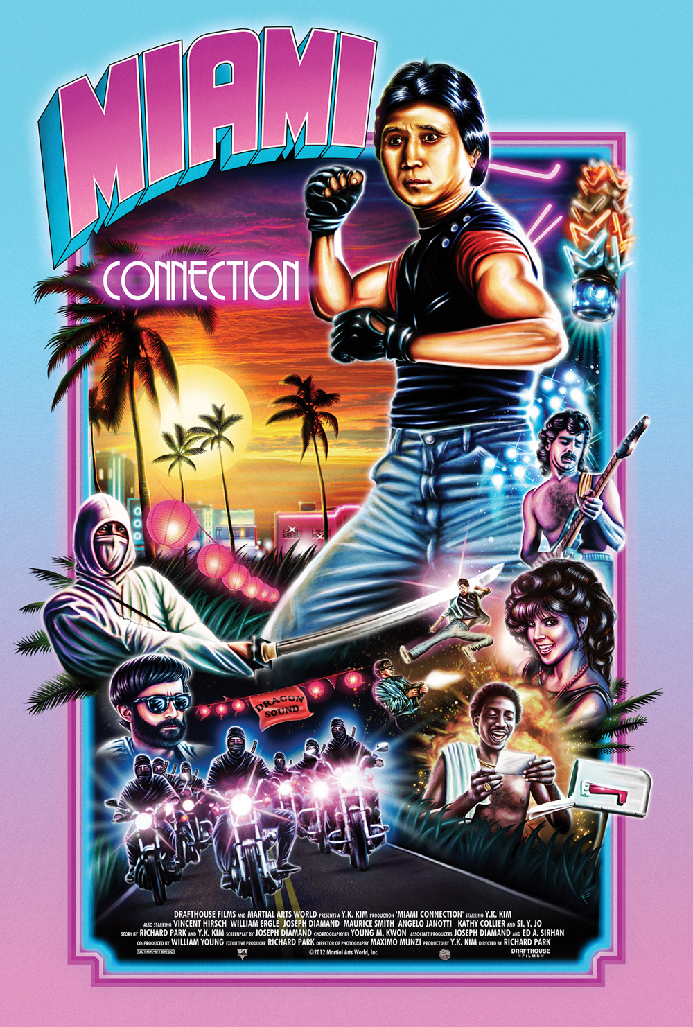 Miami Connection (1987) - IMDb