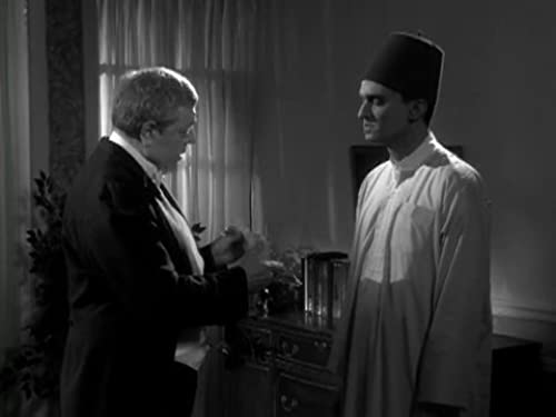 Conor Timmis as Boris Karloff/The Mummy-Screen Test Part 2