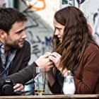 Max Riemelt and Teresa Palmer in Berlin Syndrome (2017)
