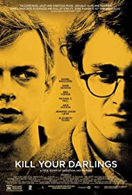 Daniel Radcliffe and Dane DeHaan in Kill Your Darlings (2013)