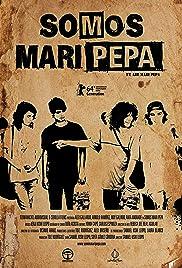 Somos Mari Pepa Poster