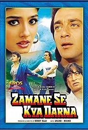 Zamane Se Kya Darna Poster