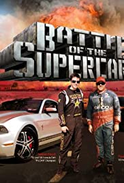 Battle of the Supercars Poster