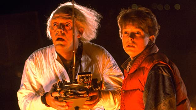 Back to the Future (1985) - IMDb