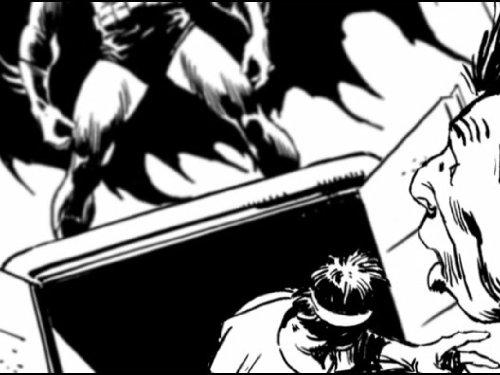 Batman: Black and White (2008)