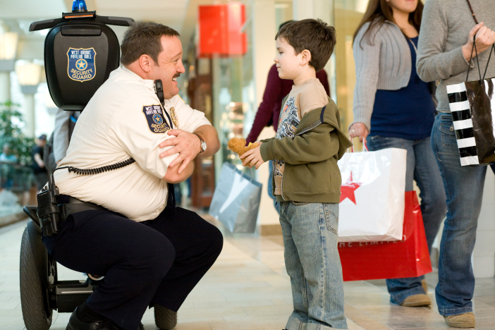 Paul Blart Mall Cop 2009 Photo Gallery Imdb