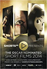 The Oscar Nominated Short Films 2014: Animation Poster