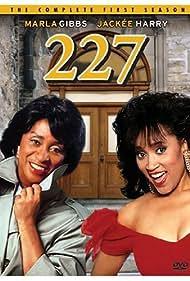 Marla Gibbs and Jackée Harry in 227 (1985)