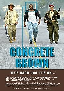 Movie dvdrip torrent download Concrete Brown [mpeg]