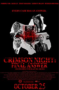 Watch online old movies Crimson Night: Final Answer USA [640x640]