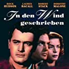 Lauren Bacall, Rock Hudson, and Robert Stack in Written on the Wind (1956)