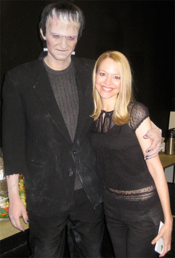 Conor Timmis and Liesl Ehardt
