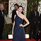 Anne Hathaway at an event for The 63rd Annual Golden Globe Awards 2006 (2006)
