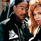Giancarlo Esposito and Tisha Campbell in School Daze (1988)