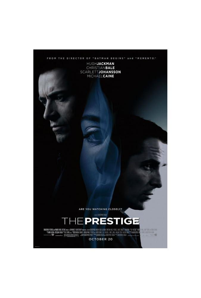 The Prestige(2006)