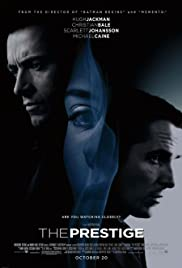 Download The Prestige (2006) English BluRay 10bit HEVC 6CH 1080p [3GB]