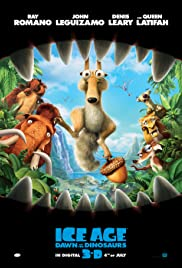 Ice Age: Dawn of the Dinosaurs (2009) Poster - Movie Forum, Cast, Reviews