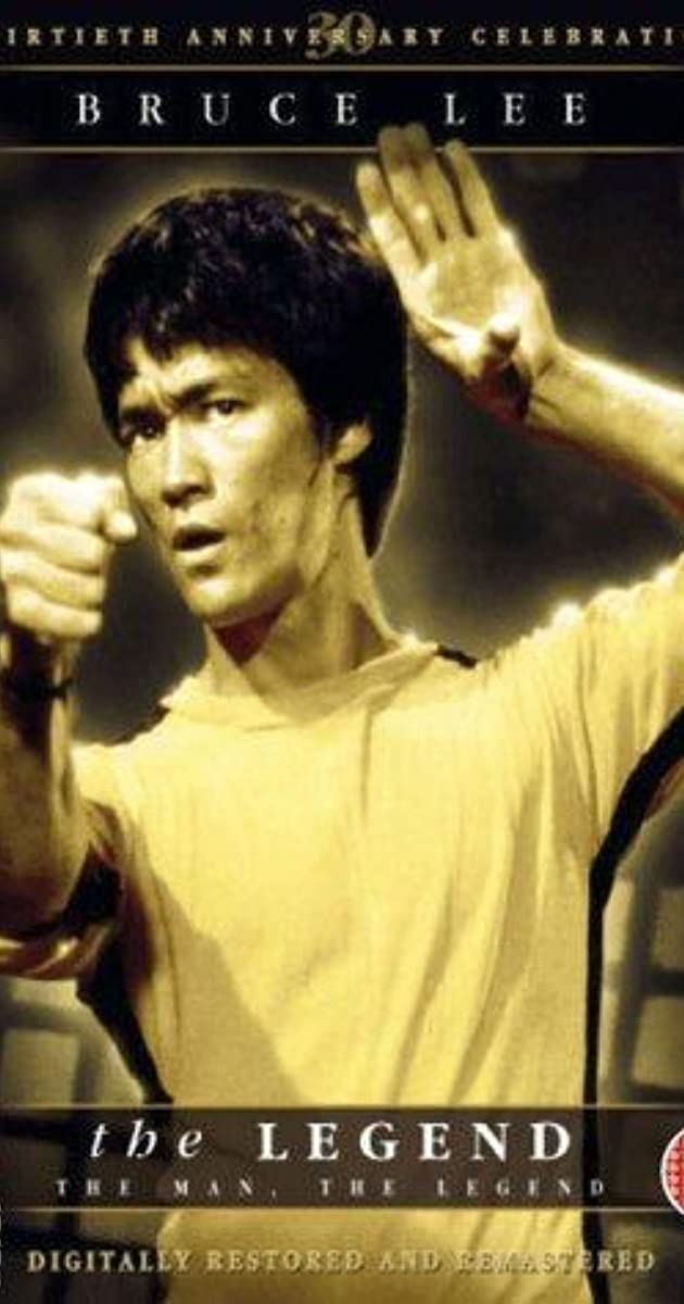 Subtitle of Bruce Lee: The Man and the Legend