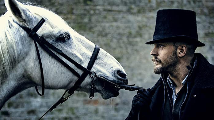 Tom Hardy in Taboo (2017)