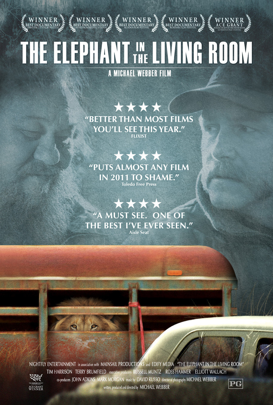 the elephant in the living room 2010 imdb - The Elephant In The Living Room