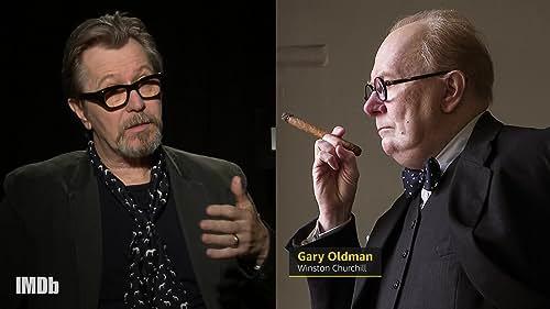 Gary Oldman Goes Beyond the Makeup in 'Darkest Hour'