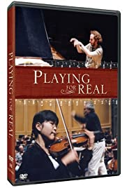 Playing for Real Poster