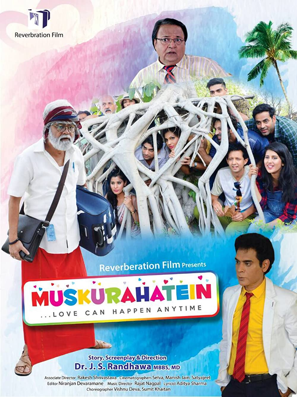 Muskurahatein 2017 Hindi 720p HDRip 900MB Download