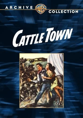 Dennis Morgan in Cattle Town (1952)