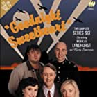 Emma Amos, Elizabeth Carling, Christopher Ettridge, Nicholas Lyndhurst, and Victor McGuire in Goodnight Sweetheart (1993)