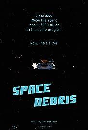 Space Debris Poster