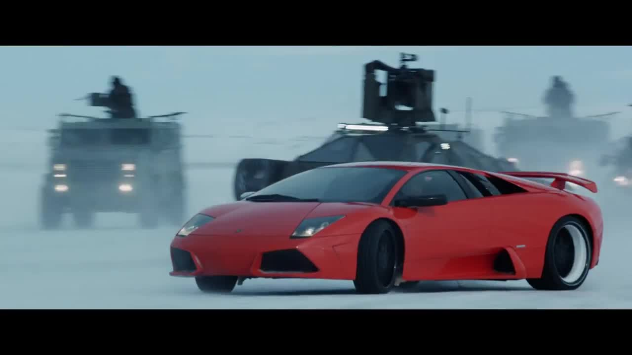 Official Trailer From The Fate Of The Furious 2017