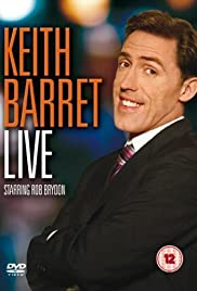 Keith Barret: Live Poster