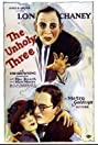 The Unholy Three (1925) Poster