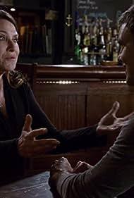 Lorraine Bracco and Colin Egglesfield in Rizzoli & Isles (2010)