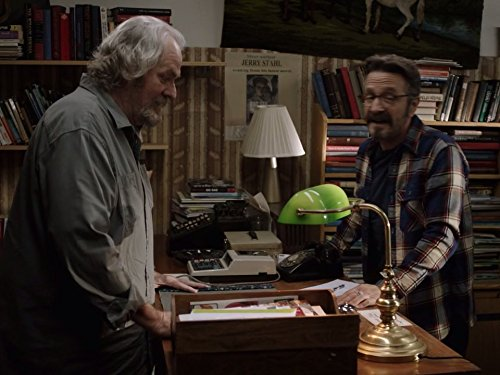 M.C. Gainey and Marc Maron in Maron (2013)