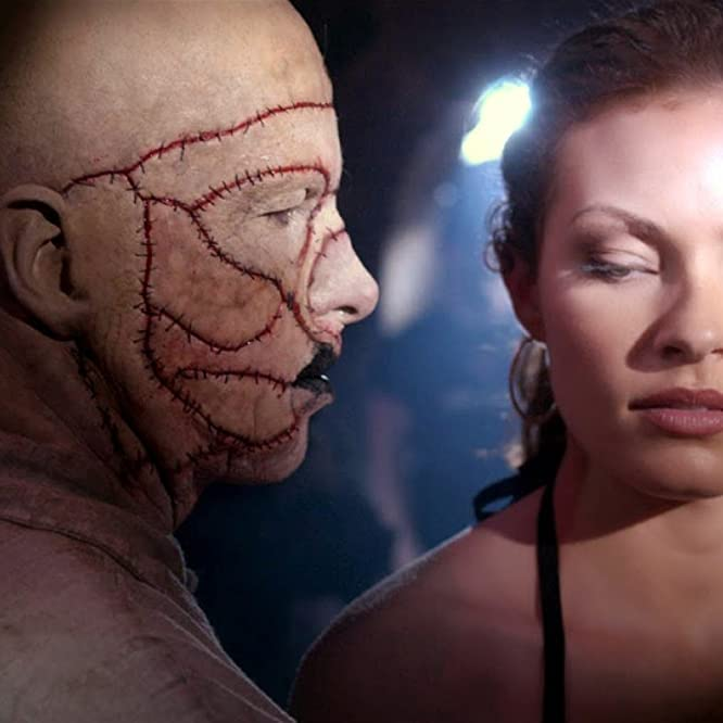 Ona Grauer and David Palffy in House of the Dead (2003)