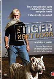 The Tiger Next Door Poster